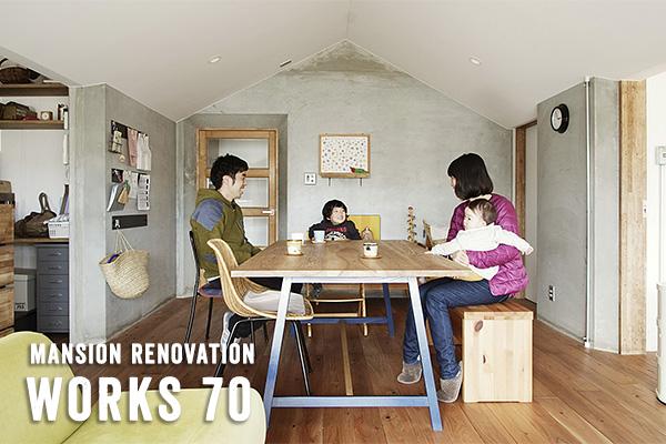 WORKS 70「みんなのワークスペース」
