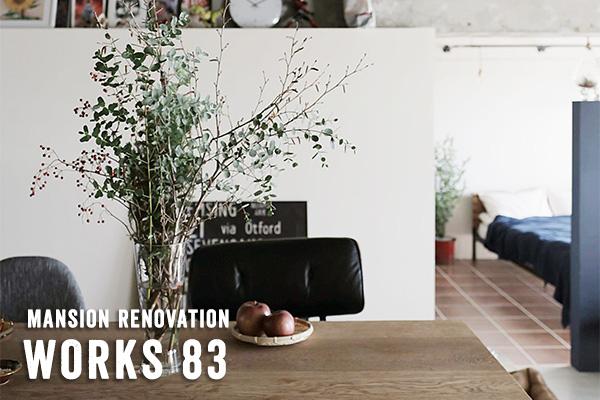WORKS 83「gradation」