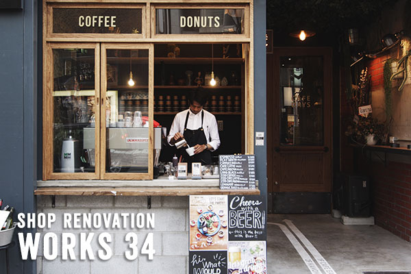 WORKS 33 CAFE DAYS