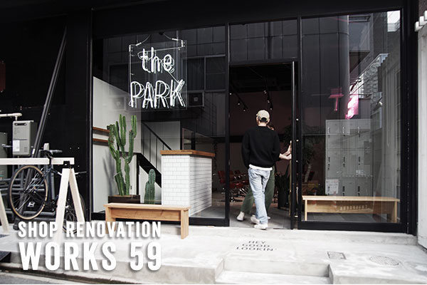 WORKS 58 the PARK
