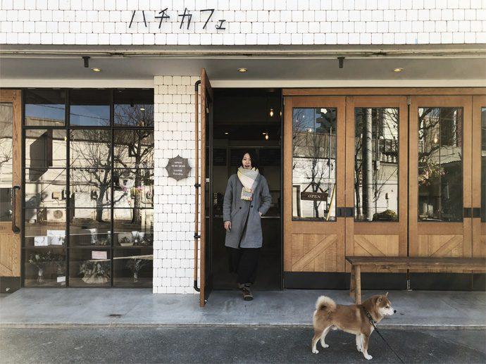 【ハチカフェ】オープン!