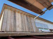 大工工事4:外壁工事