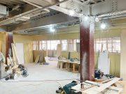 大工工事5:間仕切り・収納造作