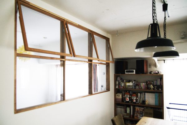 WORKS 21「空中のフラットハウス」愛知県瀬戸市・マンションリノベーション