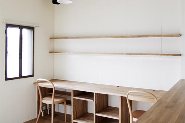 WORKS 11「三角屋根の図工室」名古屋市昭和区・マンションリノベーション