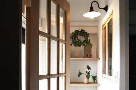 WORKS 32「シネマ食堂」名古屋市千種区・マンションリノベーション