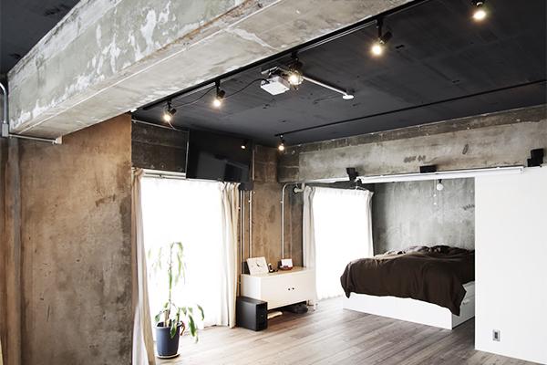 WORKS 37「外遊び+家遊び」愛知県一宮市・マンションリノベーション