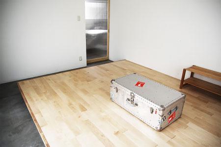WORKS 34「螺旋階段のハコ」名古屋市瑞穂区・一戸建てリノベーション