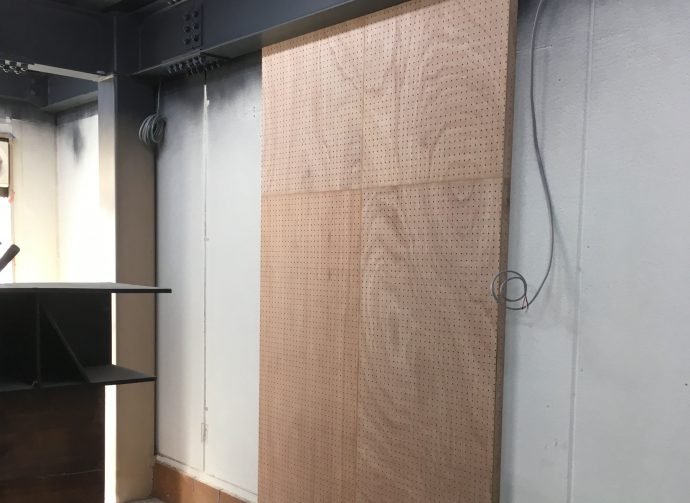 【名古屋市西区M様邸】10月31日 内装工事