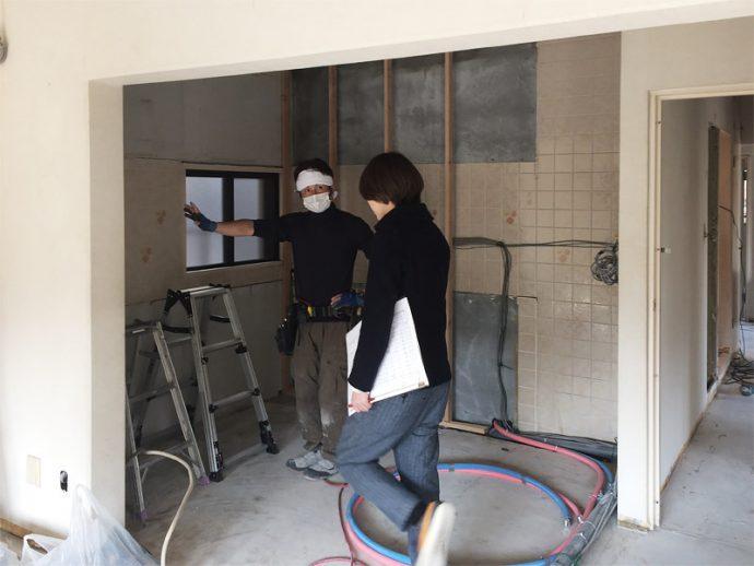 【春日井市S様邸】大工工事
