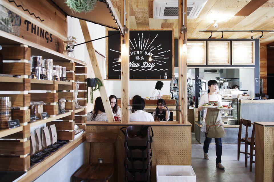緑区のカフェ「SORA CAFE PLUS+05」 見学会+セミナー