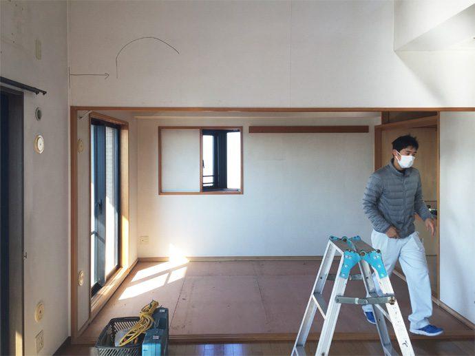 【名古屋市守山区Y様邸】解体初日