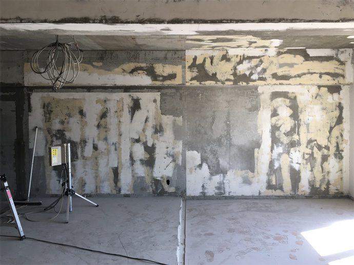 【名古屋市瑞穂区H様邸】解体工事4日目(解体完了)