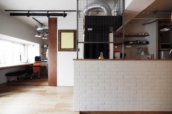 WORKS 104「秘密キッチン」愛知県安城市・マンションリノベーション
