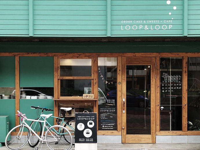【8LOG】鶴舞のLOOP&LOOP