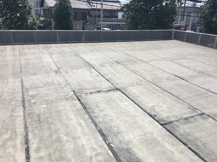 【ALIVE】外装工事:屋上防水