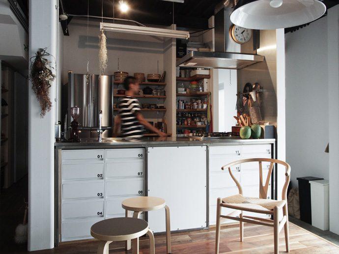 【8LOG】キッチン収納のDIYアイデア