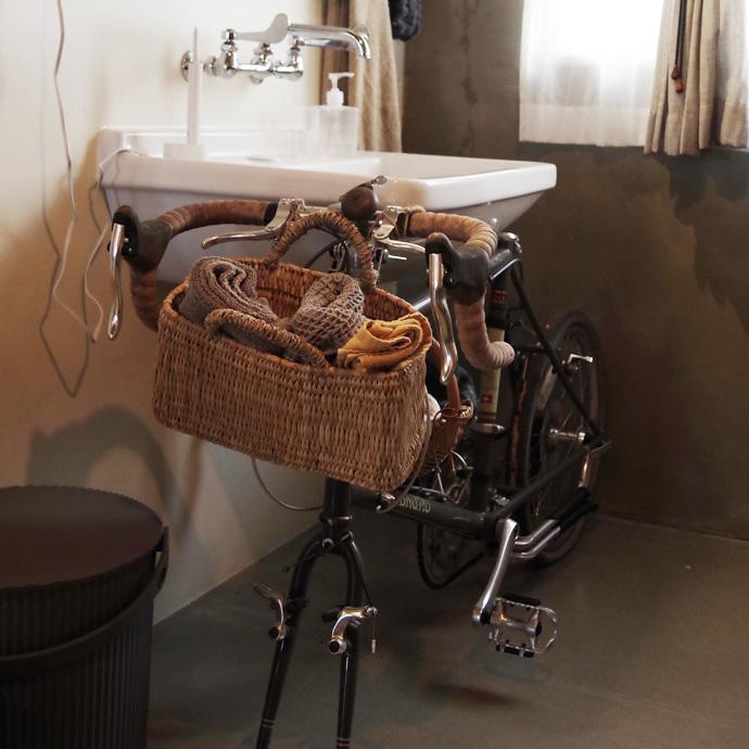 【8LOG】洗面の収納アイデア