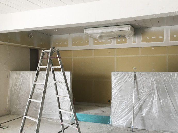 【LODI】塗装工事
