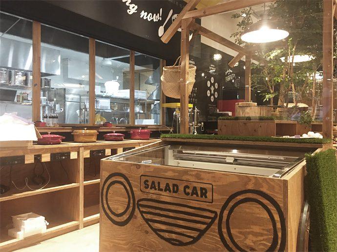 【EIGHT PARK CAFE ららぽーと名古屋みなとアクルス店】追加のサイン工事