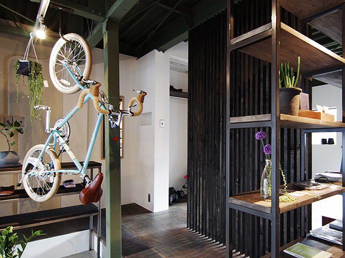 【8LOG】自転車好きのインテリア