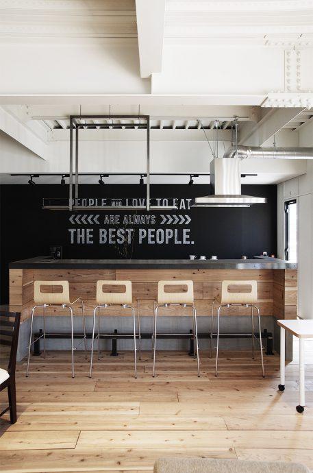 【8LOG】オフィスにキッチンスペース