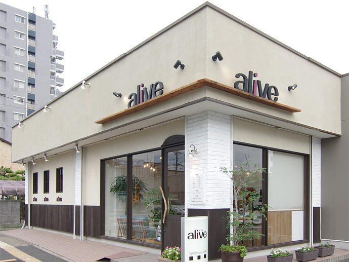 【ALIVE】竣工撮影へ