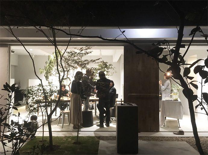 【LODI(鈴鹿市・美容院&コーヒースタンド)】レセプションパーティー