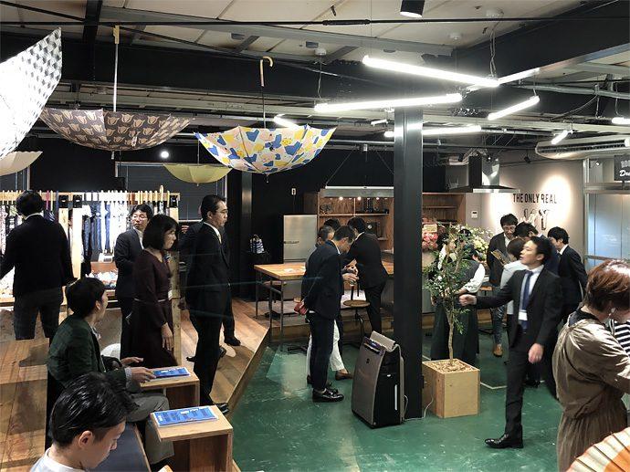 【株式会社小川】お披露目会&ケータリング