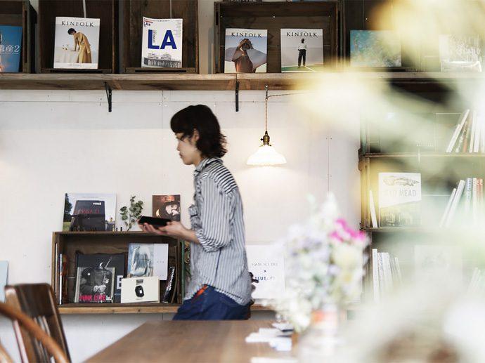 【店舗デザインのアイデア集】ヘアサロン+カフェ=?美容院+αの新しい店づくり