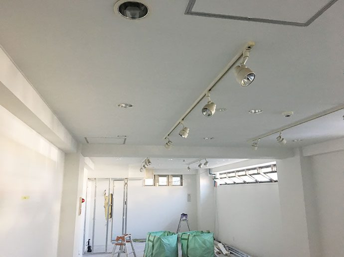 【TELACO本山校(千種区・学童保育)】着工-解体工事
