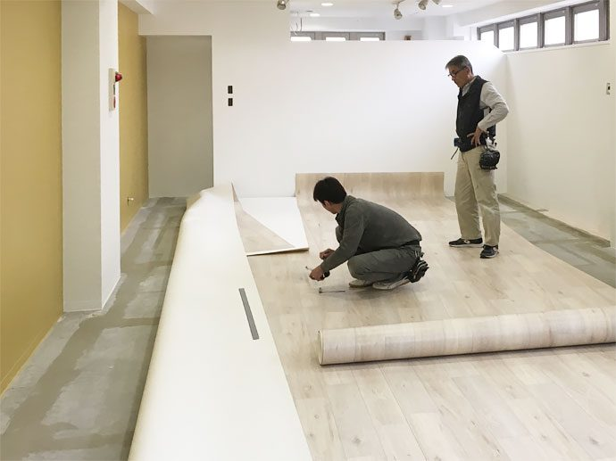 【TELACO本山校(千種区・学童保育)】内装工事