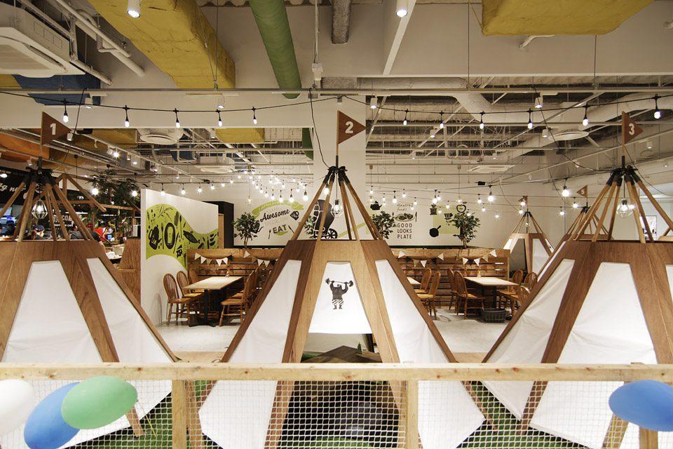 ららぽーとの親子カフェ「エイトパークカフェ 」の見学会+「8JUKU」セミナー