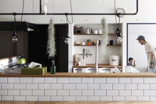 見た目と使いやすさを両立したキッチンを考える vol.1「L字キッチンの事例集」
