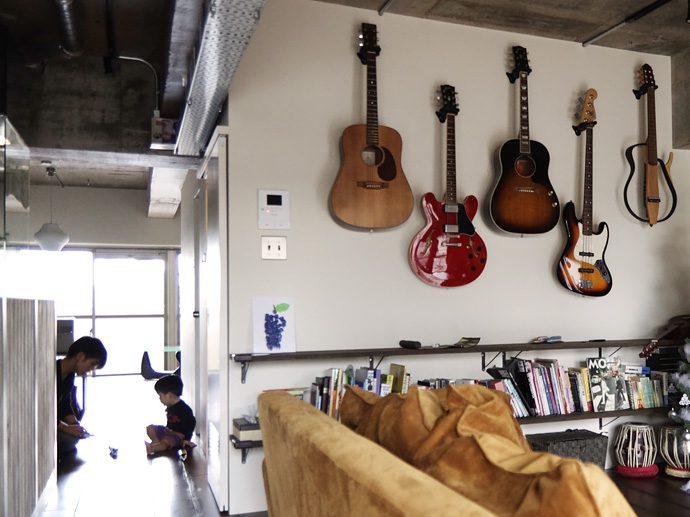 【インテリアのアイデア集】音楽のある暮らしを。趣味を楽しむインテリア「音楽編」