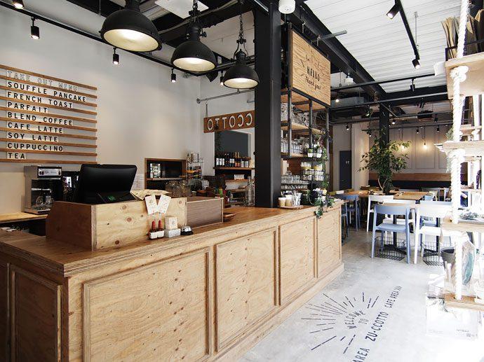 【店舗デザインのアイデア集】親子で楽しめる工夫がいっぱい。親子カフェの店舗デザインアイデア集