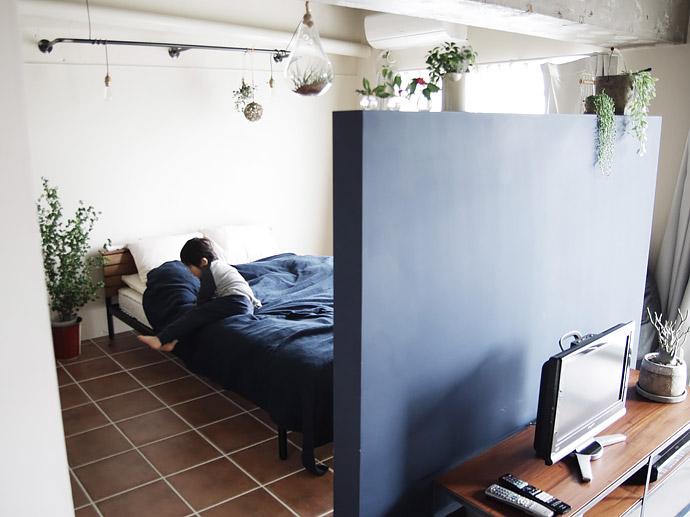 毎日がちょっと幸せに。心地よい寝室のインテリア