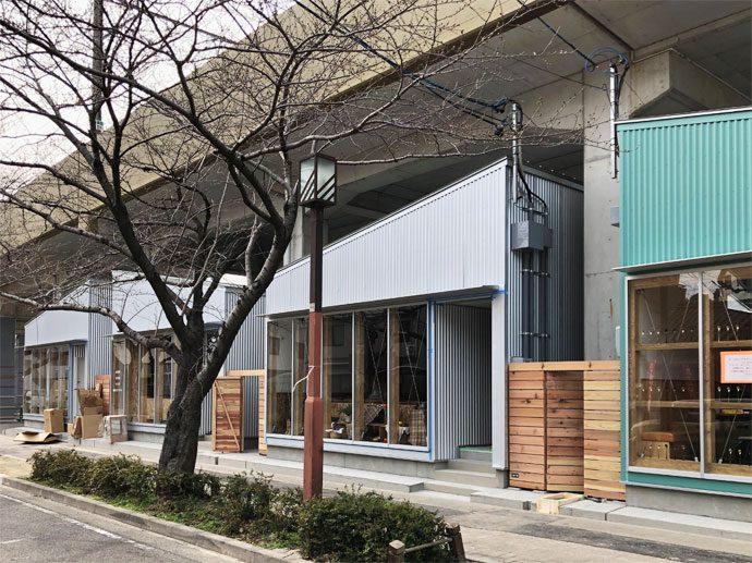 【SAKUMACHI商店街】SAKUMACHI商店街 まもなくオープン