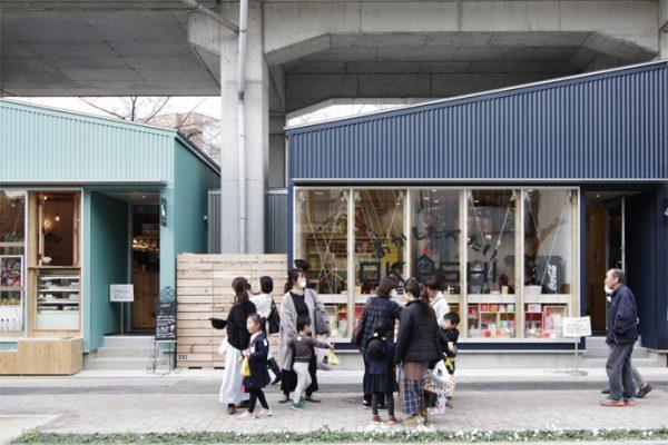 SAKUMACHI商店街 – プレオープン&お披露目会