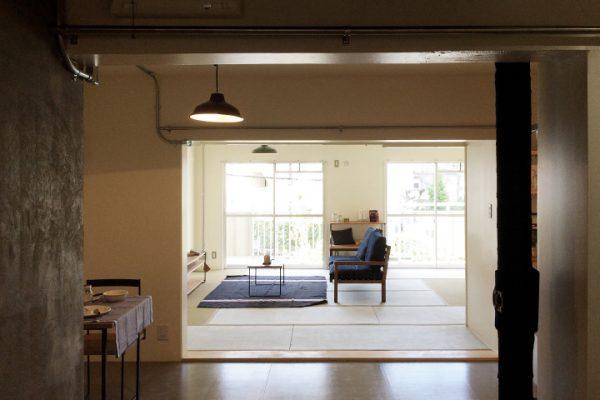 UR鳴海団地TYPE-A「土間と和室」(名古屋市緑区)