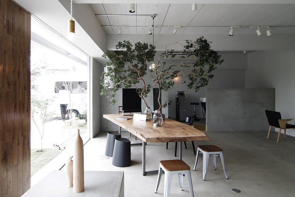 三重県の美容室+コーヒースタンド「LODI」 見学会+セミナー