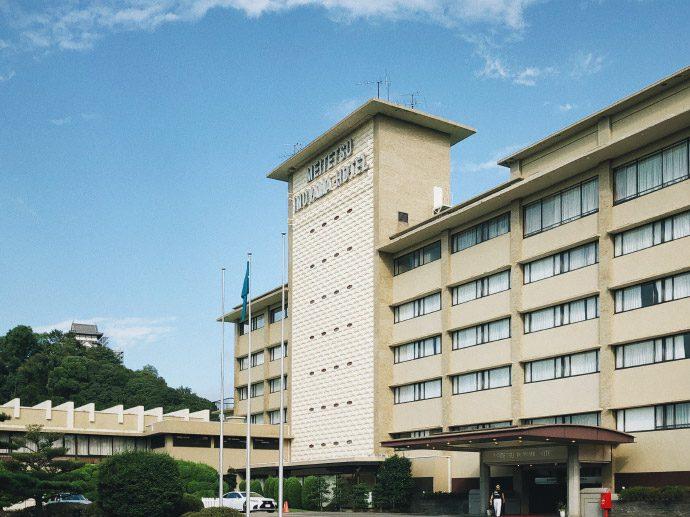 【8LOG】名鉄犬山ホテルを見送る