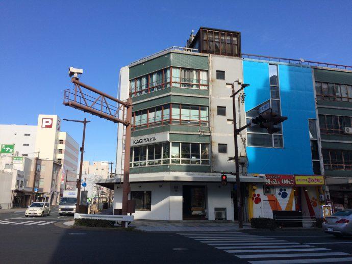 【街づくりメモ】KAGIYAビルにお邪魔しました。