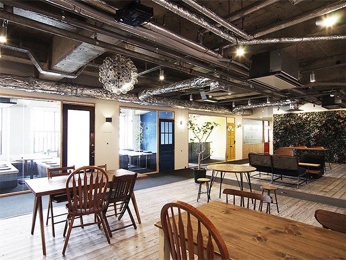 【オフィスデザインのアイデア集】アイデアが生まれる!ユニークな空間づくりのアイデア集