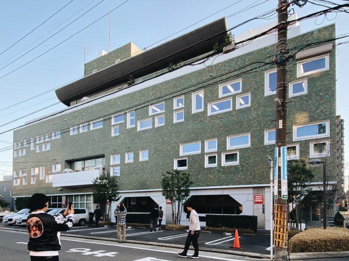 【8LOG】中産連ビルでオフィスデザインセミナー