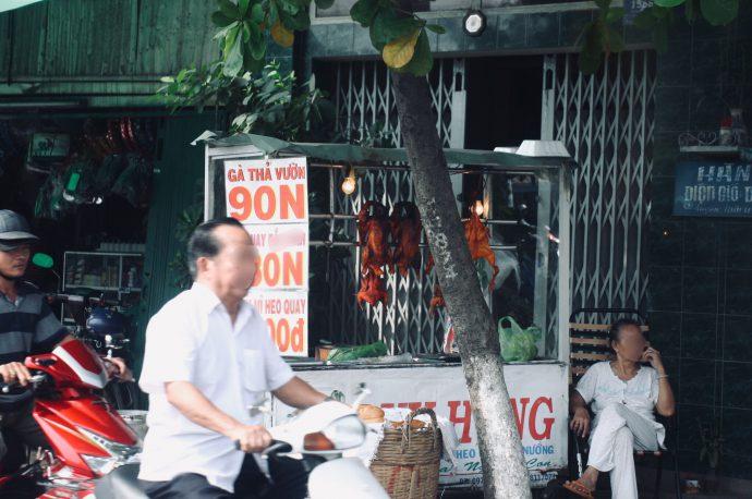【旅の記録】バイク文化と朝ごはん @ホーチミン ベトナム