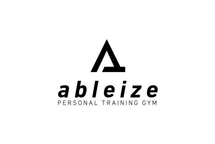 【パーソナルトレーニングジム ableize】ロゴ決まりました!