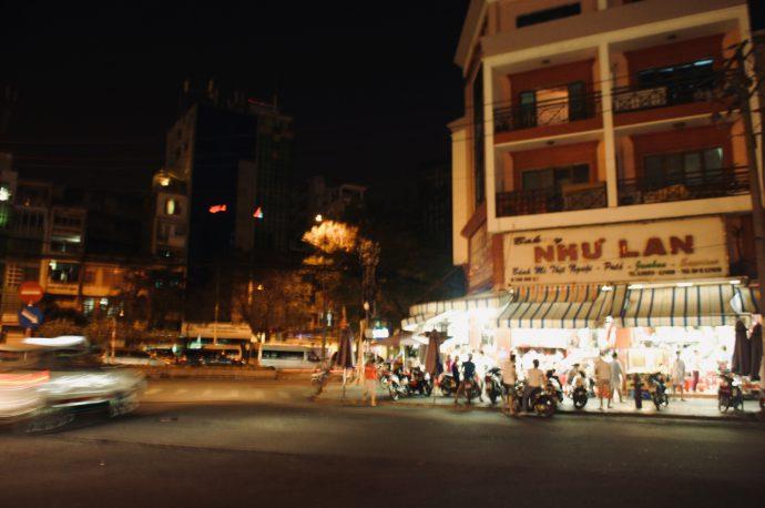 【旅の記録】シメはフォー。@ホーチミン ベトナム