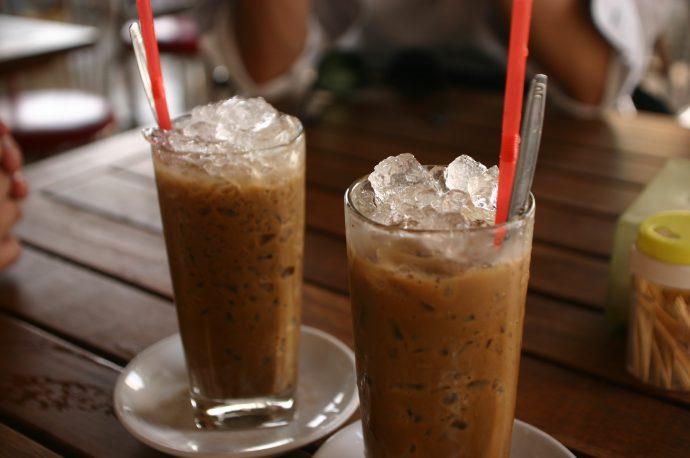 【旅の記録】コーヒータイム @プノンペン カンボジア