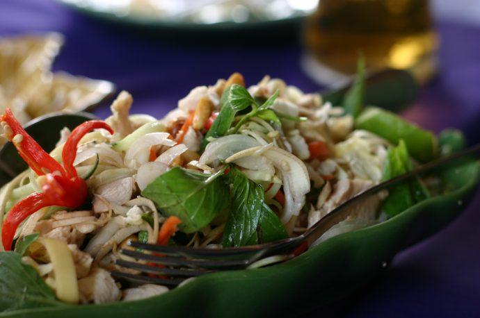 【旅の記録】クメール料理その2 @プノンペン カンボジア